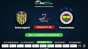 Matbet.tv ] Ankaragücü – Fenerbahçe Canlı HD izle Donmadan ...