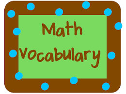 Funky First Grade Fun: Math Vocabulary Cards - Freebie