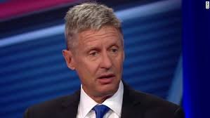 What Libertarian Gary Johnson believes in 2 minutes - CNN Video