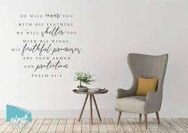 He Will Cover You Shelter You With His Faithful Promises Psalm 91 4 Airetgraphics