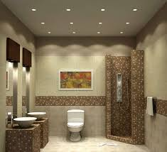 modern bathroom lighting ideas on budget
