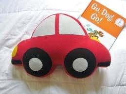 Large Felt Car Shaped Pillow Boy S Room Decor Baby Nursery Decor Transportation Kids Room Toddler Pillow Car Theme Toddler Pillow Baby Nursery Decor Boys Room Decor