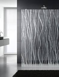 etched glass shower doors glass shower