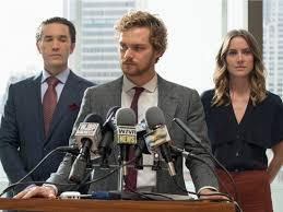 Iron Fist' star Finn Jones defends the show after horrible reviews ...
