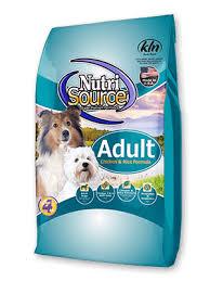 dog food nutrisource pet foods