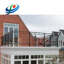 China Aluminum Galvanized Steel Balcony And Stair Safety Fence Design China Balcony Fence Galvanzied Fence