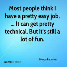 Wendy Patterson Quotes | QuoteHD