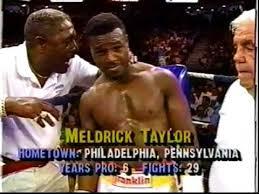Meldric Taylor vs Ernie Chavez - YouTube