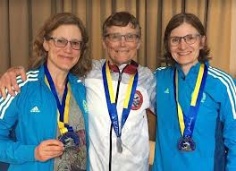 Smith wins age division at Boston Marathon – Comox Valley Record