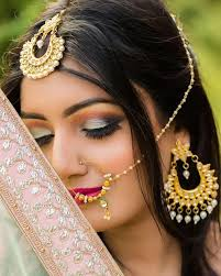 traditional indian bridal makeup
