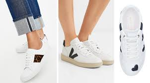 9 crisp white trainers that go with