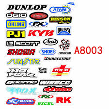 Motorcycle Motorbike Bicycle Racing Car Skull Sticker Decal Pvc For Yamaha Honda Kawasaki Skateboard Graffiti Snowboard Luggage Decals Stickers Aliexpress