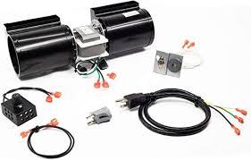 gfk 160 fireplace blower kit