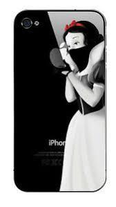 Snow White Revenge Holding Apple Iphone 5 5s Vinyl Decal Sticker Ebay