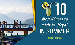 visit in nepal in summer season