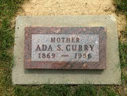 Ada Stevens Curry (1869-1956) - Find A Grave Memorial