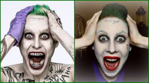 the joker makeup tutorial easy