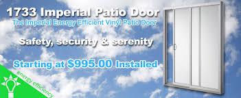 patio door factory