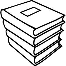 Een Stapel Boeken Kleurplaat Gratis Kleurplaten Printen