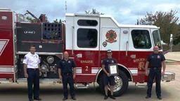 firefighter michael sauder - News Break