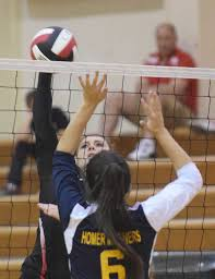Kenai notches volleyball sweep over Homer | Peninsula Clarion