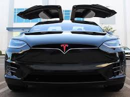 Tesla Model X Nose Cone Front Emblem T Decal Etsy