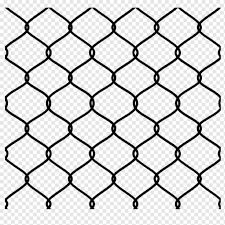 Black Cyclone Fence Art Chain Link Fencing Wire Mesh Fence Metal Wire Fence Angle Rectangle Symmetry Png Pngwing