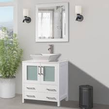 karson 30 single bathroom vanity set