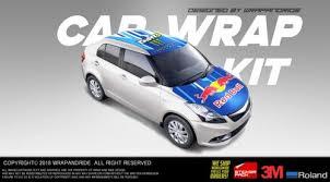 Vinyl Car Roof And Bonnet Wrap Combo Redbull Design Sticker Rs 13000 Set Id 21905576691