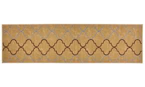 trellis design printed slip resistant