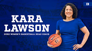 Kara Lawson Named Fifth Women's Basketball Head Coach - Duke University