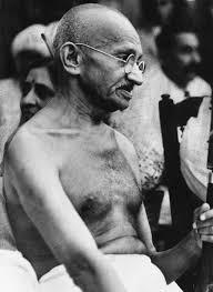In A Way, Gandhi Also Won 2014's Nobel Peace Prize : NPR