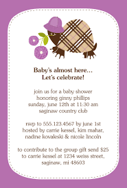 baby shower gift card verses baby