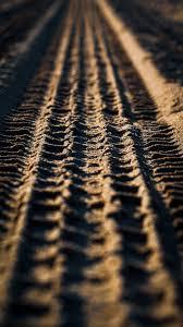 خلفيات ايفون طريق رمال صحراء Hd 2020 مربع