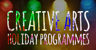 creative arts holiday programmes