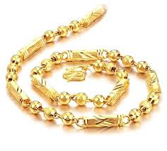 styles of gold chains neck chain types