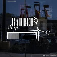 Window Sign For Business Vinyl Decal Wall Sticker Barber Shop Badges Tools Hair Salon Removable Art Mural For Barbershop Kids Wall Stickers Kids Wall Stickers For Bedrooms From Onlinegame 8 96 Dhgate Com