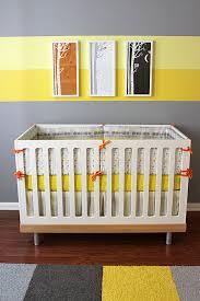 eric s gray and yellow modern nursery