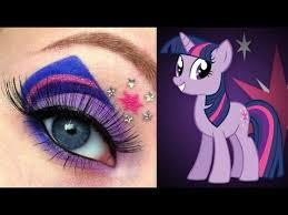 twilight sparkle makeup tutorial