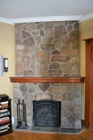 new fireplace mantel and crown molding
