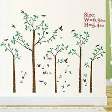 Chris Huge Family Tree Wall Decals Sticker Removable Vinyl Mural Art Stickers Kids Roo