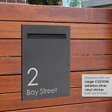 Stroud Picket Fence Letterbox Milkcan Outdoor Products