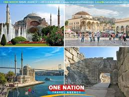 13 day turkey greece tour package