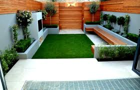 small house yard design oppe