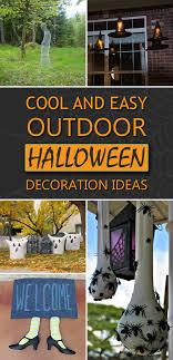 easy diy outdoor decoration ideas