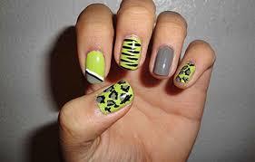 funky nail art ideas 45 coolest nail