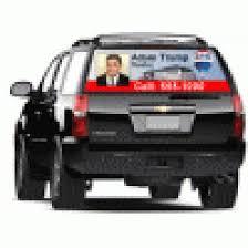 See Thru Rear Window Truck Decals 219signs
