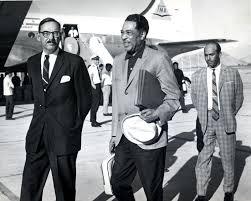 "Duke Ellington on ""American music"".   The Jazz Ambassadors   THIRTEEN - New  York Public Media"