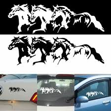 Discount Horse Car Decals Horse Car Decals 2020 On Sale At Dhgate Com
