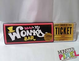 30 Invitaciones Barra Chocolate Wonka Xv Anos Cumpleanos 990 00 En Mercado Libre